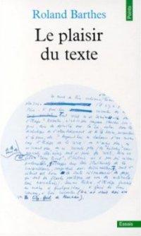 Omslag van Roland Barthes, Le Plaisir du Texte