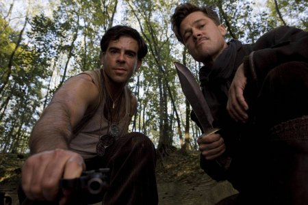 Still uit Inglourious Basterds