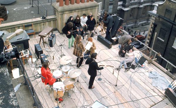 Beatles apotheose