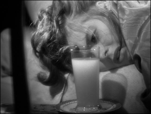 """Here, you better drink this"" Ingrid Bergman in Hitchcock's ""Notorious""."