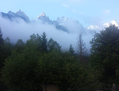 Mont Blanc Mon Dieu