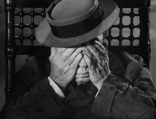 De boerka van Buster Keaton