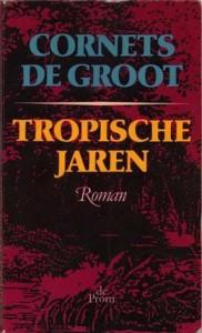 Versozijde omslag 'Tropische jaren'