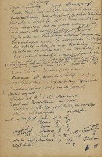 Vestdijks aantekeningen bij 'De chaos en de volheid' - Klik om te vergroten.