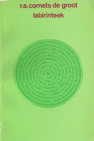 Versozijde omslag 'Labirinteek'