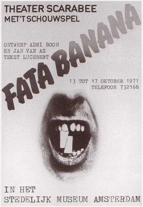 Affiche voor Fata Banana