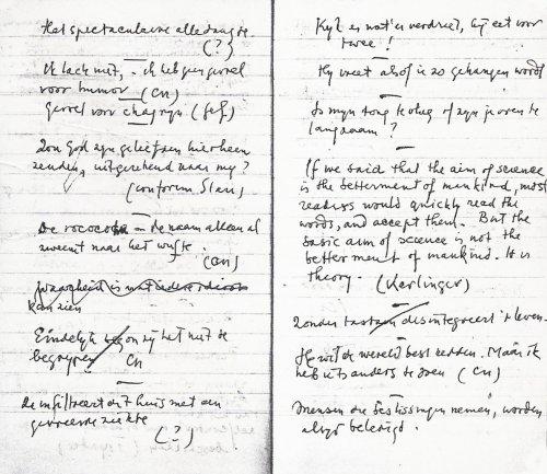Facsimile van pagina's 12-13.
