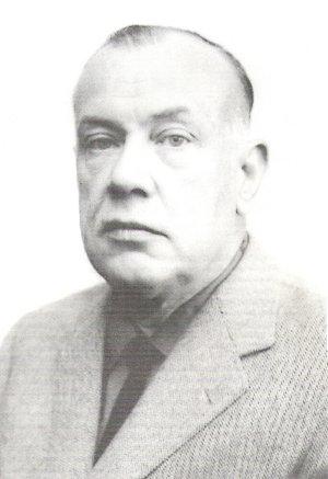 Bert Bakker in 1965.