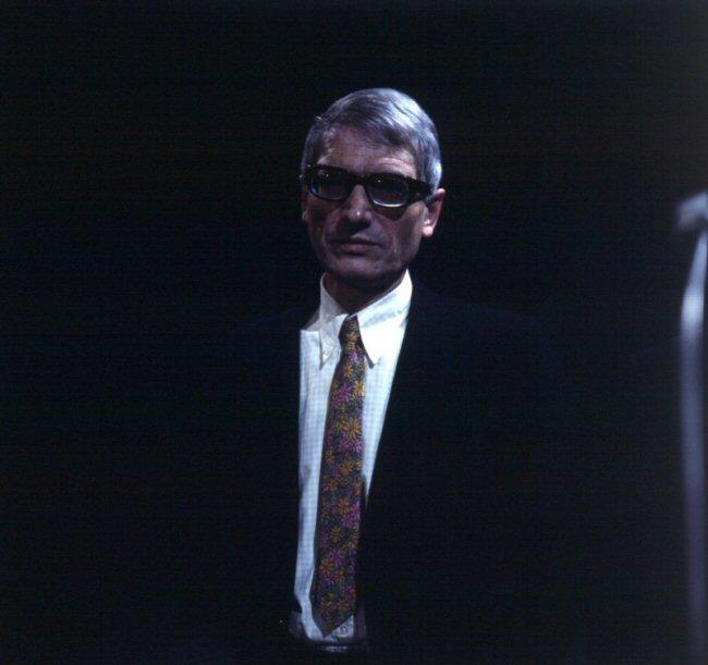 Adriaan Morriën in 1971. Foto: ANP/Kippa.