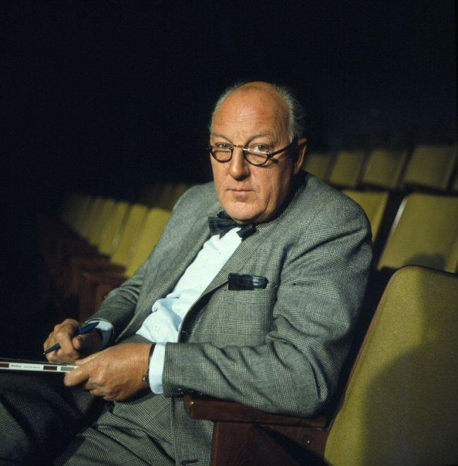 Ed Hoornik in 1966. Foto copyright: Kippa.