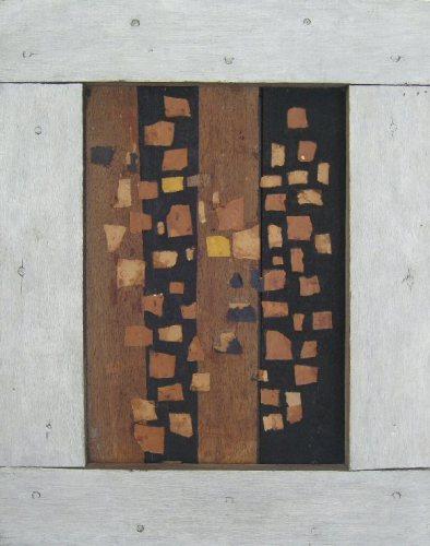 Paneel door Cornets de Groot, ± 1955.